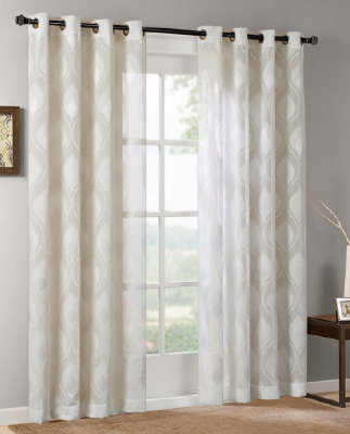 Adele Sheer Curtains