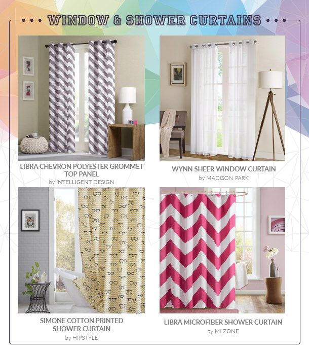 Window & Shower Curtains