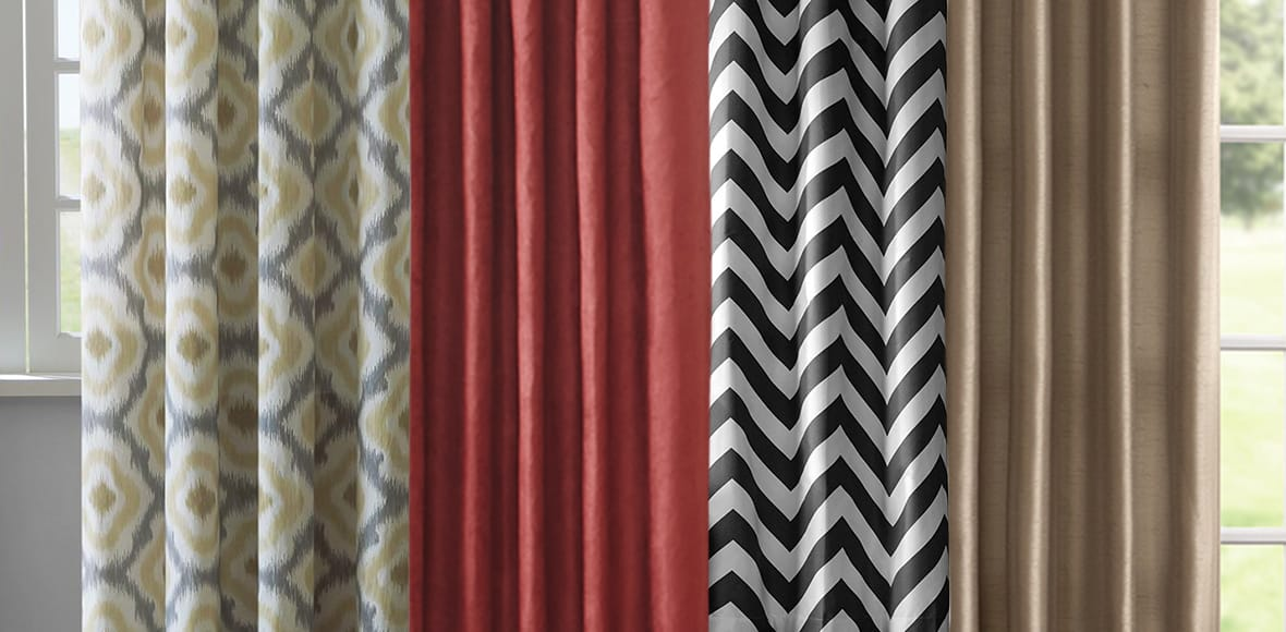 Windows Curtains & Wall Art