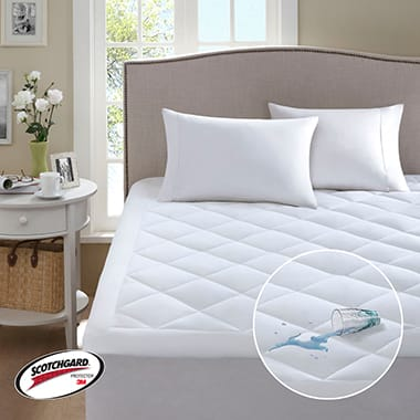 serenity waterproof mattress-pad
