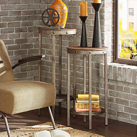 Living & Family Room - Accent Tables