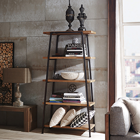Living & Family Room - Bookcases & Shelving