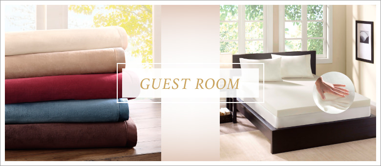 Prepare For Holiday Guests Guest Room
