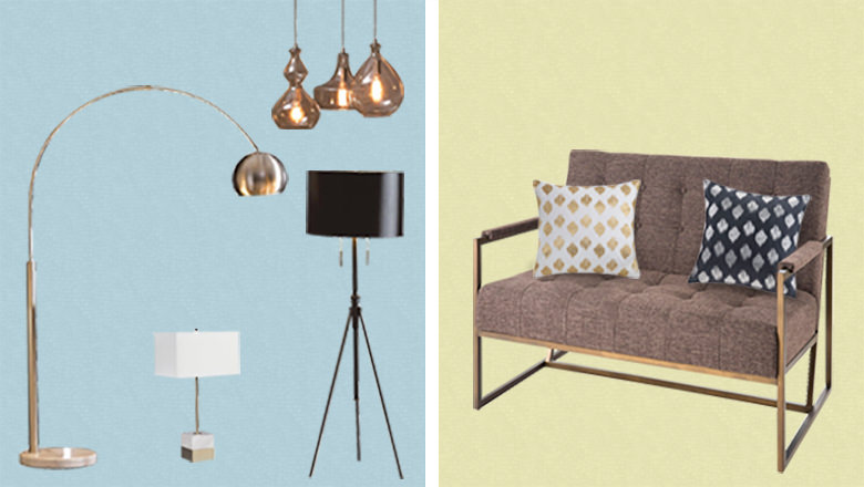 Mid-Century Modern Inspired Decor Favorites