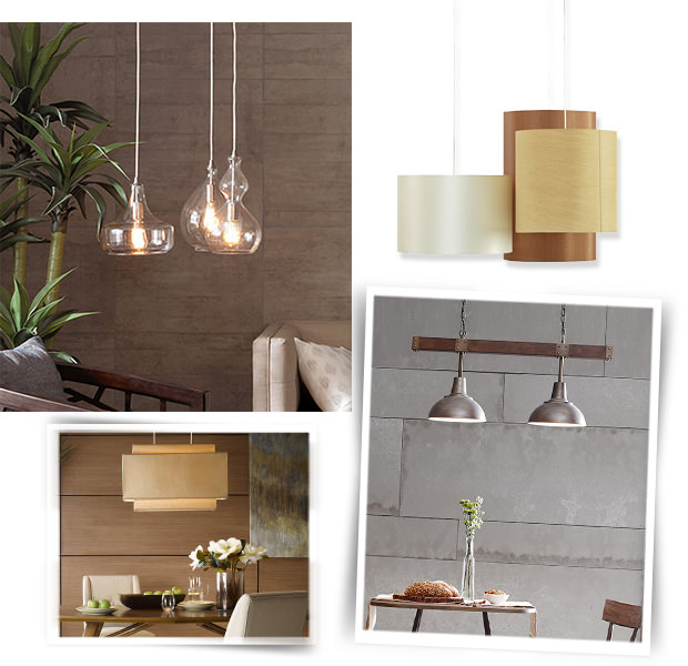Dining Room: Lighting