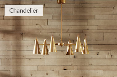 Hanging Lamps: Chandelier