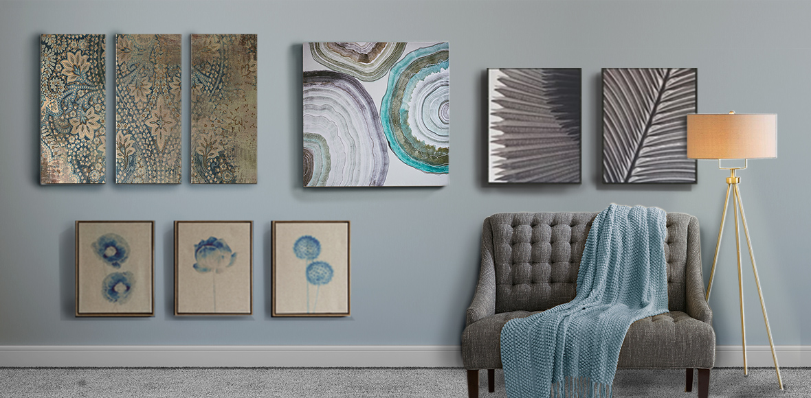 How to Choose Wall Art & Placement Guide - Designer Living