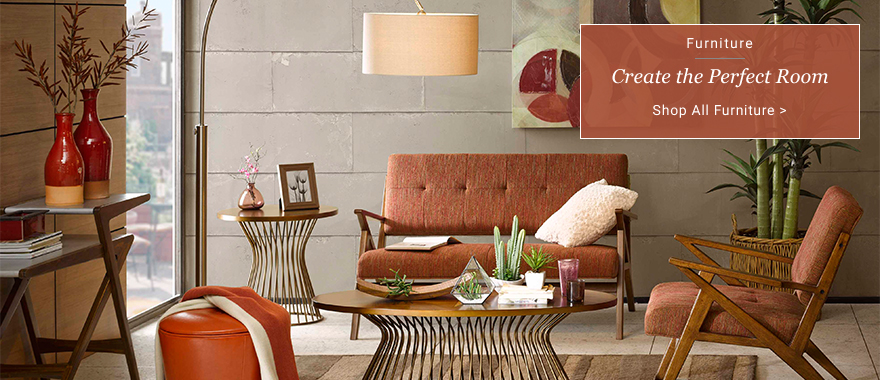 Furniture Showcase Page Banner