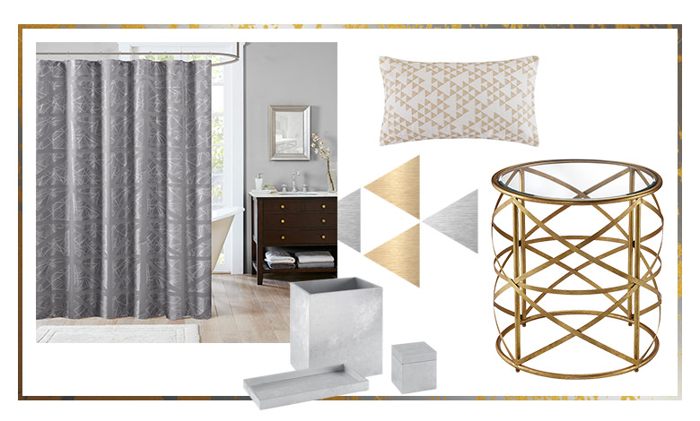 Metallic Accents Extra Accents