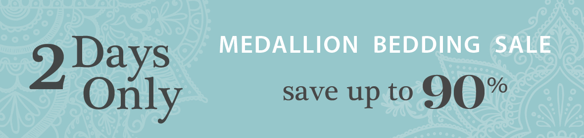 MedallionBeddingSale