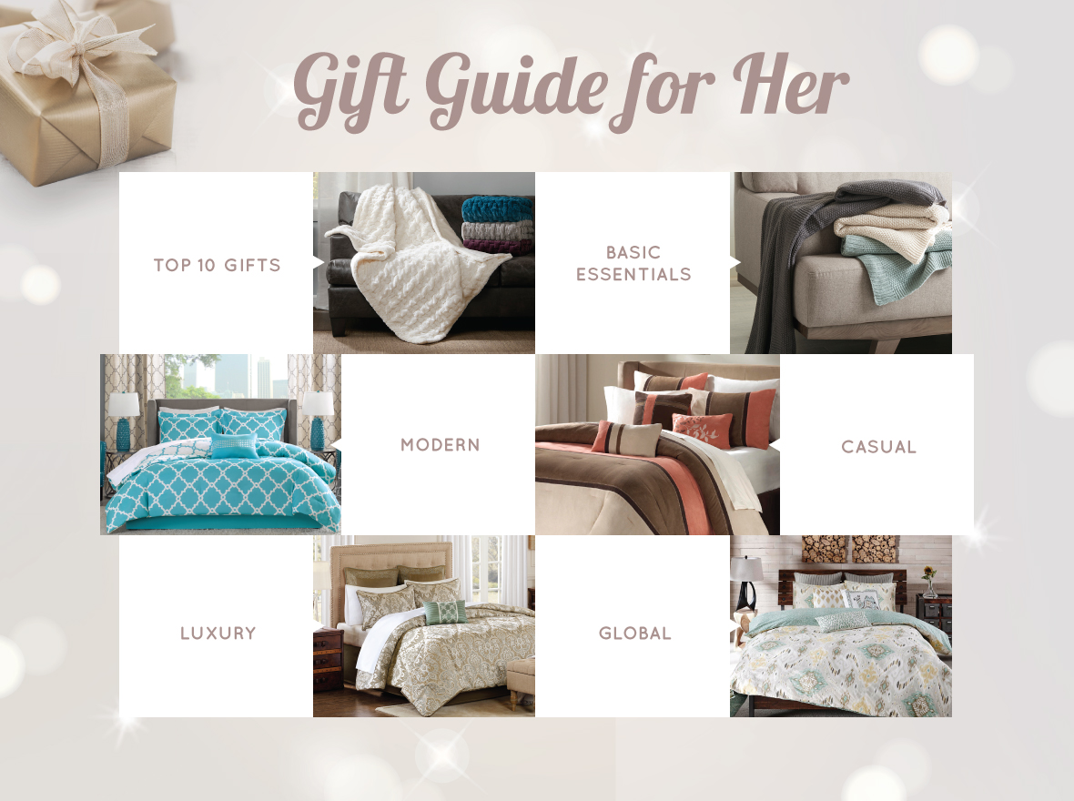 GiftGuide forHer