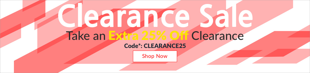 Clearance 0117 to 012217