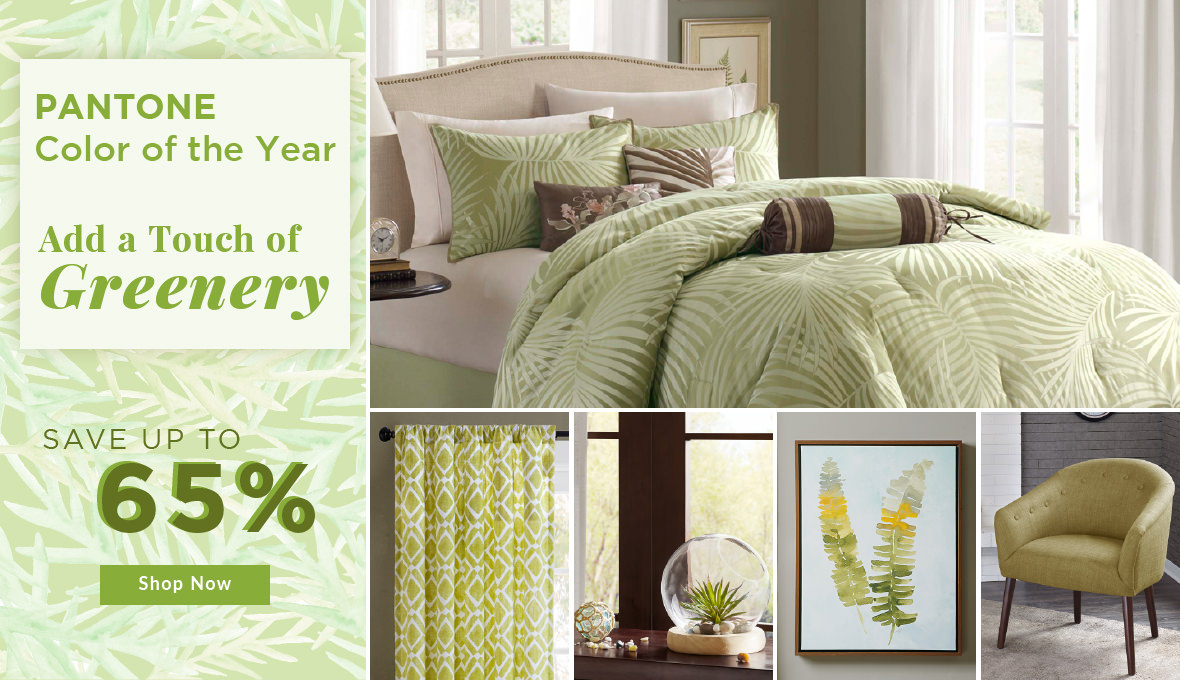 Pantone Color Greenery