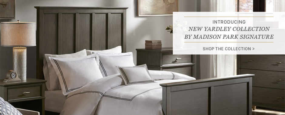 Introducing New Yardley Collection by Madison Park Signature