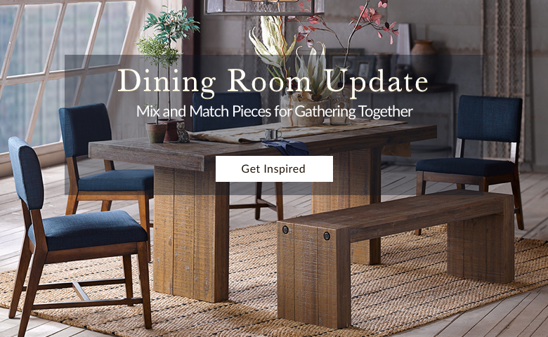 Home Page Dining Room Update Banner