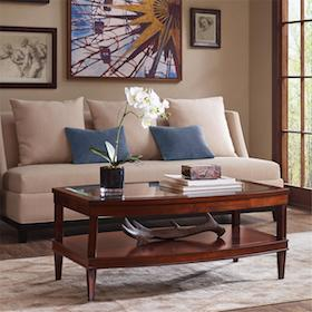 living and family room COFFEE SIDE TABLES