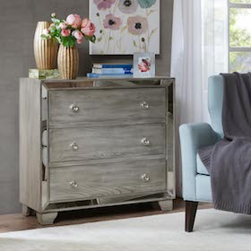 living and family room ACCENT CHESTS