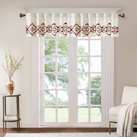 Window JulyValances