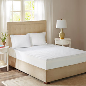 Bedding showcase mattresses
