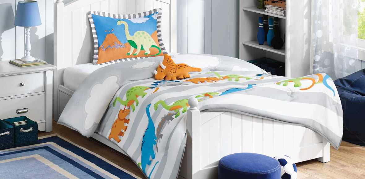 Kids Bedroom Dinosaur Dreams