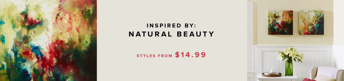 Natural Beauty LP 0911to1001