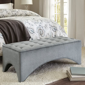 092017 Showcase Bedroom BENCHES OTTOMANS