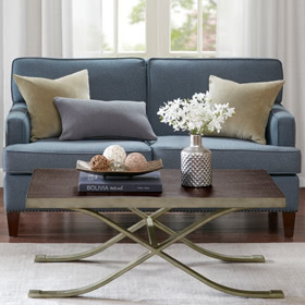 092017 Showcase LivingRoom COFFEE SIDE TABLES