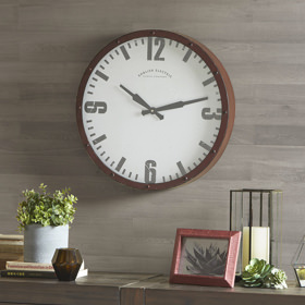 homeaccents clocks