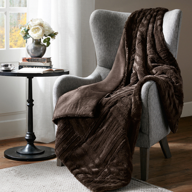 Arctic Ultra Plush Alternative Throw