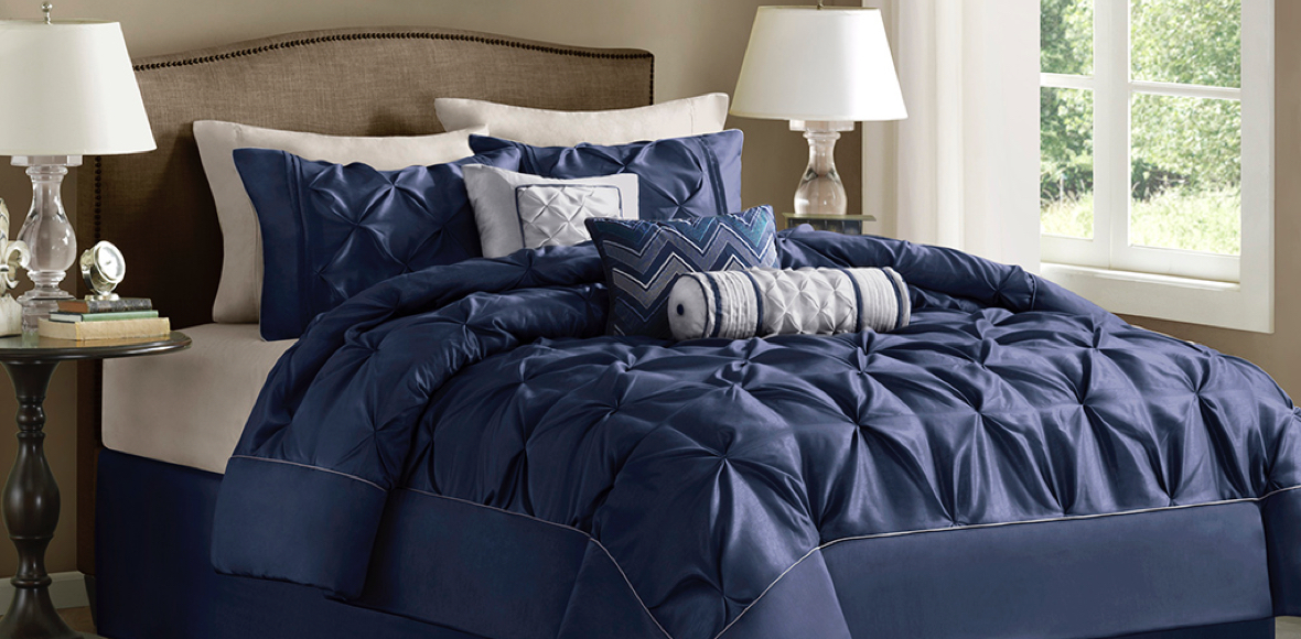 Comforter Ing Guide Size Chart, What Is Meant By Bedding Material