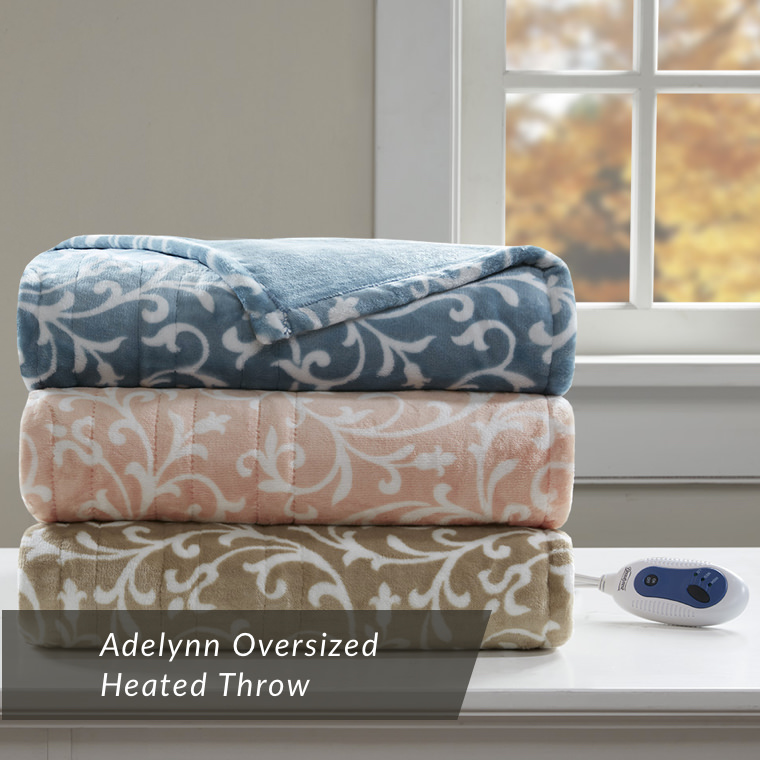 Adelynn Oversized Heated Throw