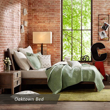 oaktown bed