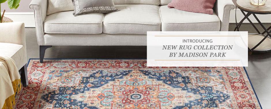 showcase rug banner